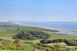 Jurassic coast - Chesyl beach - Dorset Maggio 2014