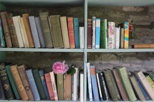 Biblioteca botanica a Uptonwold