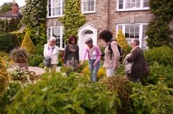 Il Giardino di Bosvigo House con Wendy, la proprietaria
