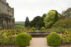 Il giardino Elisabettiano a Buckland Abbey