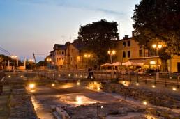 Roman ruins in Grado