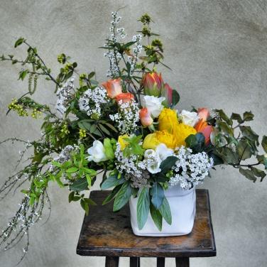 Laboratorio floreale viaggi floreali for Case con verande tutt attorno