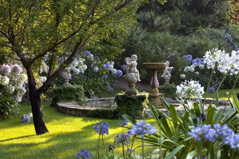 agapanti3_Archivio Giardini di Villa della Pergola_MGZOOM